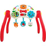 winfun Grow with Me Melody Gym, Red (0822WF)