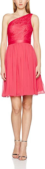 Pink36 Rosashell Damen Partykleid La11807 Laona cJFK1l