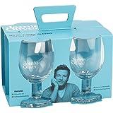 Jamie Oliver Wine Glasses, 35 cl, Set of 4