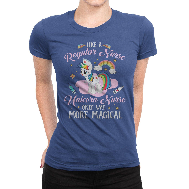 Like A Regular Nurse Only Way More Magical T-Shirt