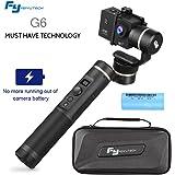 Mbuynow Feiyu G5 V2 Caméra Stabilisateur Vidéo 3-Axis Poche Splash Cardan Mini-Trépied pour GoPro Hero 5, Hero 4, Hero 3/3
