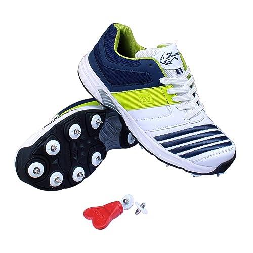 Buy ZIGARO Z20 Cricket Spikes Shoe Sale