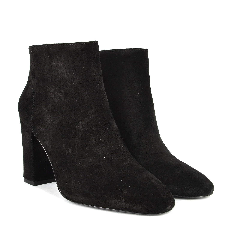 ASH Footwear Joy Suede schwarz Suede Joy Heeled Stiefel a43f94
