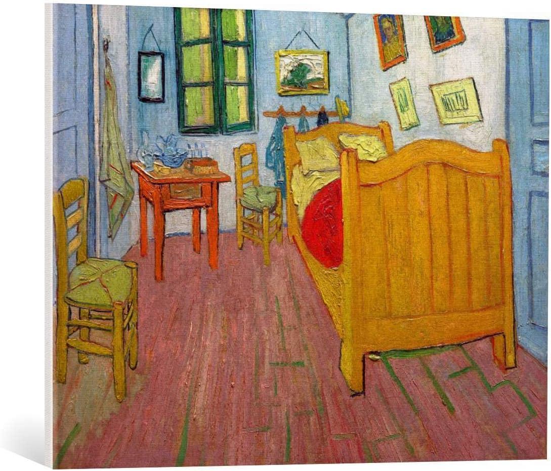 Kunst für Alle Cuadro en Lienzo: Vincent Van Gogh Van Goghs