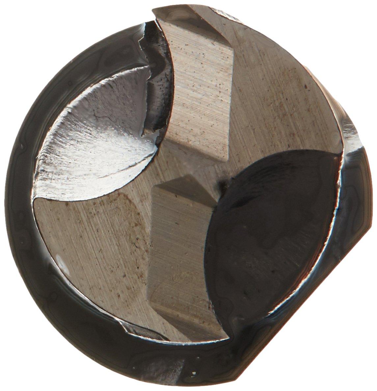 CMT 310.080.11 Dowel Drill Right-Hand Rotation Diameter 10x27mm Shank 5//16-Inch 8mm