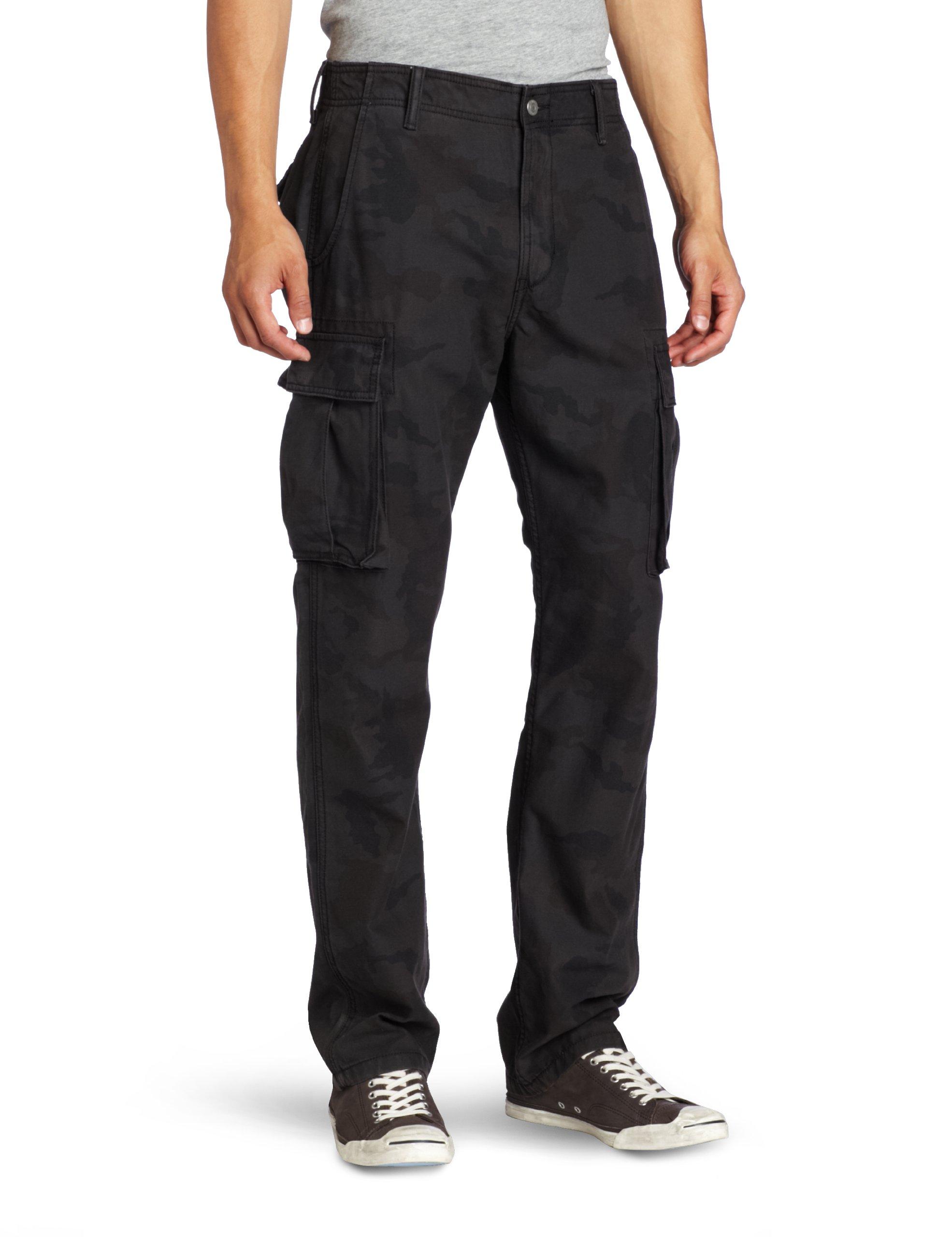 Levi's Men's 569 Loose Cargo Pant - Denim Fit
