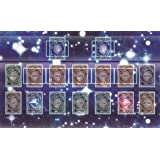 Yu gi oh card rubber play mat standard type for Yugioh mat template