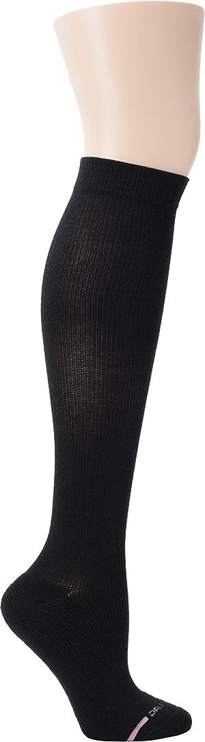 Dr. Motion Women's Half-Cushion Compression Socks 5 Pairs (Assort 2) (Color: Assort 2)