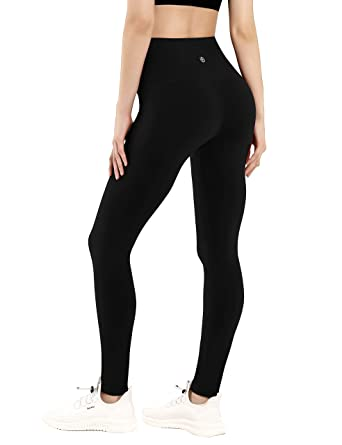 02ea4433eeca21 BUBBLELIME High Compression Yoga Pants Running Pants for Yoga High Waist  Tummy Control Moisture Wicking UPF30+