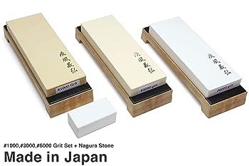 Yoshihiro Professional-grade Toishi Japanese Sharpening Stone