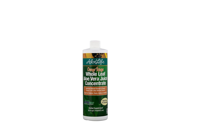 Amazon.com: Aloe Life Suplementos nutricionales, Naranja ...