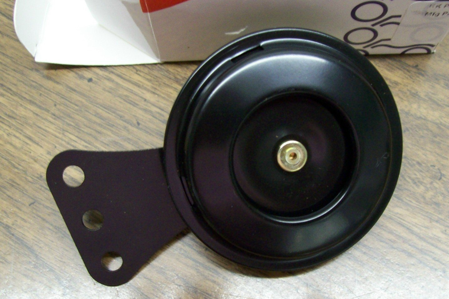 12 volt Universal Economy Horn for small Bikes 023 by K&S (Image #2)