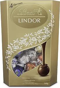 Lindt Assorted Lindor Balls 500 g