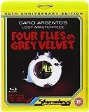 Four Flies On Grey Velvet [Blu-ray] [Edizione: Regno Unito]