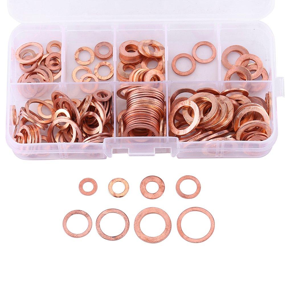 M14 Flat Fiber Washers Sealing Ring Insulating Washer