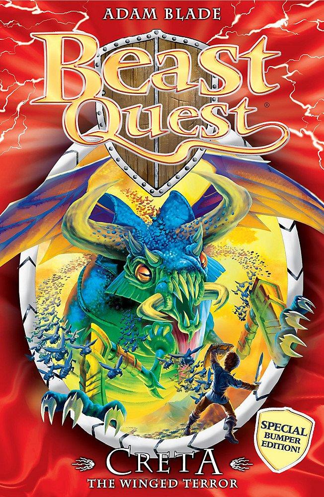 Beast Quest: Special 5: Creta the Winged Terror pdf epub