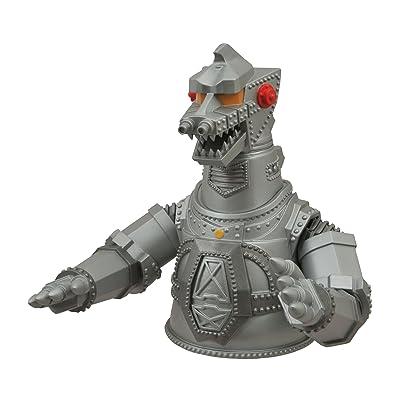 DIAMOND SELECT TOYS Godzilla Mechagodzilla Vinyl Bust Bank Figure: Toys & Games