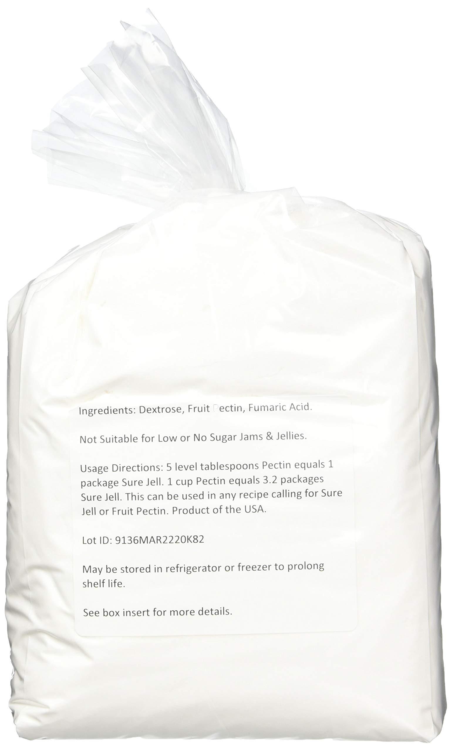 Weaver's Country Market Bulk Fruit Pectin Mix for Making Jams & Jellies (5 Lb. Plastic Bag) by Weaver's Country Market (Image #4)