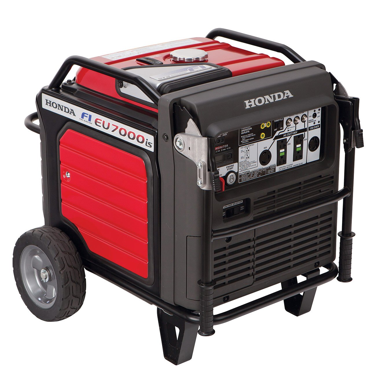 Honda Power Equipment EU7000IAT1 660270 7,000W Super
