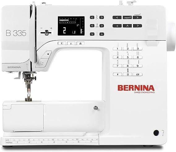 Bernina B 335 - Máquina de coser: Amazon.es: Hogar
