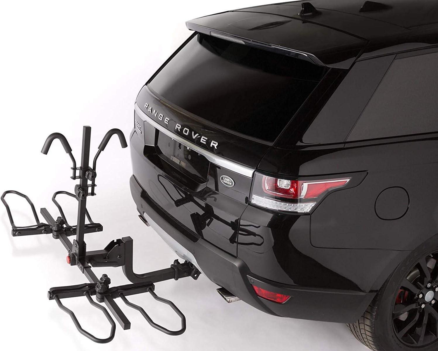 Overdrive Sports 2-Bike Hitch Mounted Rack
