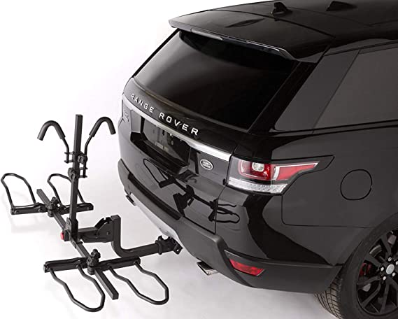 Overdrive Sport 2-Bike Hitch Mounted Rack for Standard
