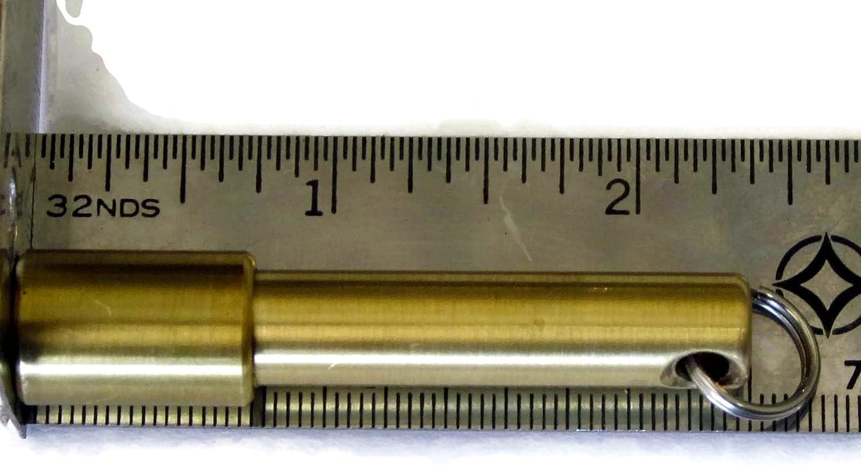 Amazon.com: N52 - Llavero de neodimio con imán de prueba de ...