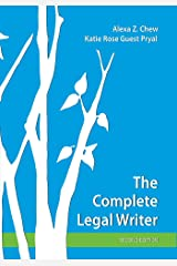 The Complete Legal Writer, Second Edition Kindle Edition