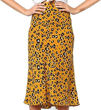 Poachers Vestidos Playa Largos Mujer Falda Larga Mujer Hippie Vestidos Verano Mujer 2019 Falda Flamenca Mujer Talla Grande Vestidos Playa Mujer Faldas Mujer Verano 2019: Amazon.es: Ropa y accesorios