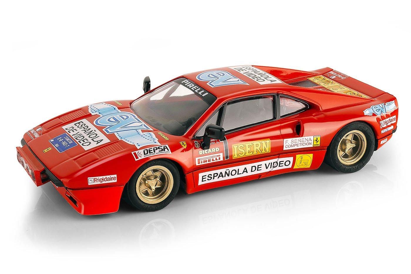Scalextric Ferrari Zanini Vintage coche de juguete AS
