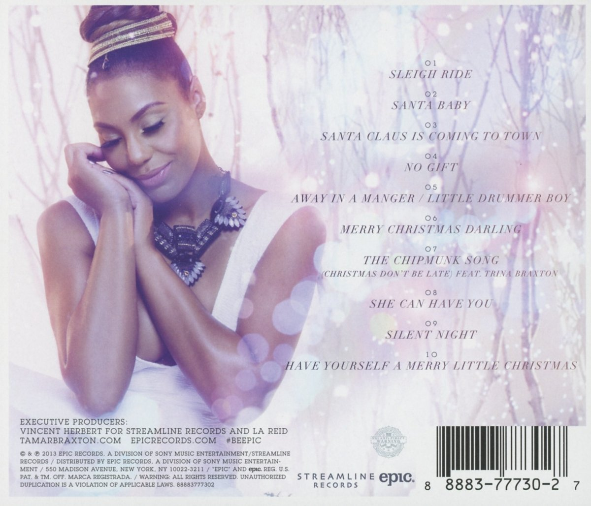 Tamar Braxton - Winter Loversland - Amazon.com Music