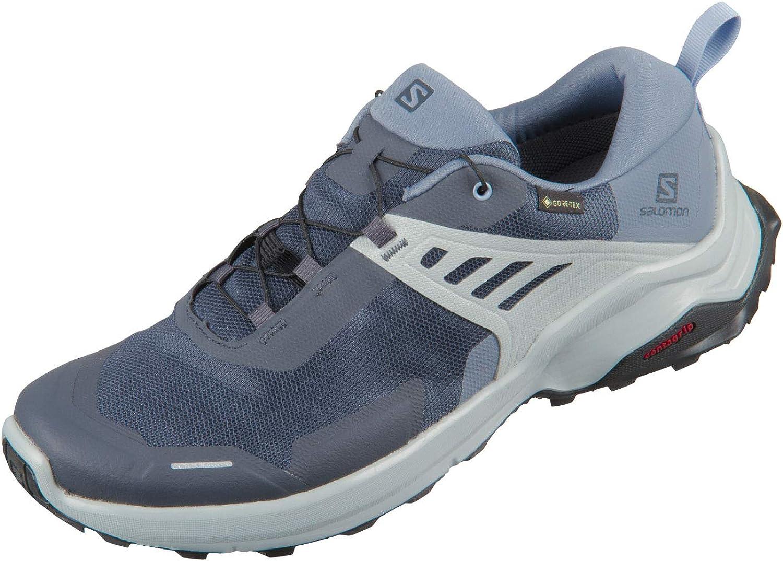 SALOMON Shoes X Raise GTX, Zapatillas de Hiking para Hombre: Amazon.es: Zapatos y complementos