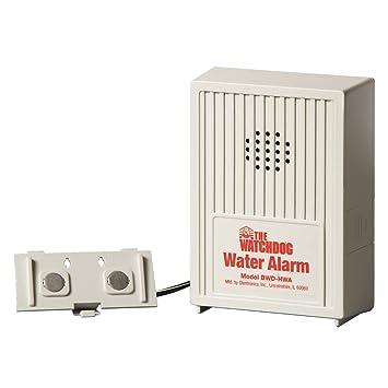 glentronics inc bwd hwa basement watchdog water sensor and alarm rh amazon com basement water sensor wireless Basement Water Monitor