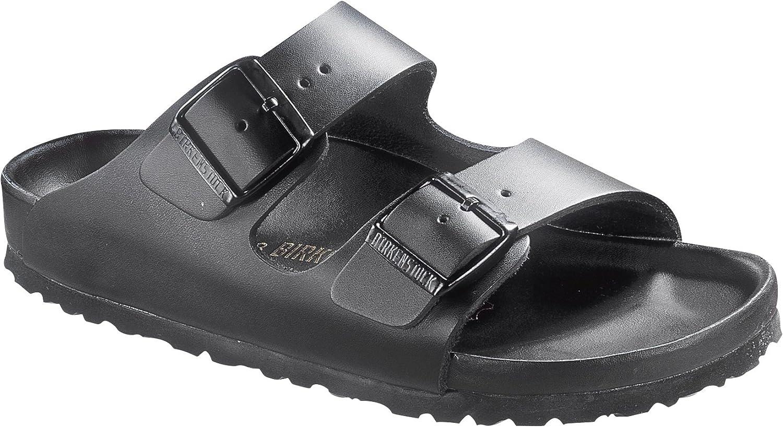 Birkenstock Granada Unisex-adult Mules B00IGC23AE 42 N EU|Black