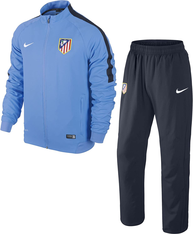 Nike ATM Squad SDLN WVN Wup - Chándal Atlético de Madrid para ...
