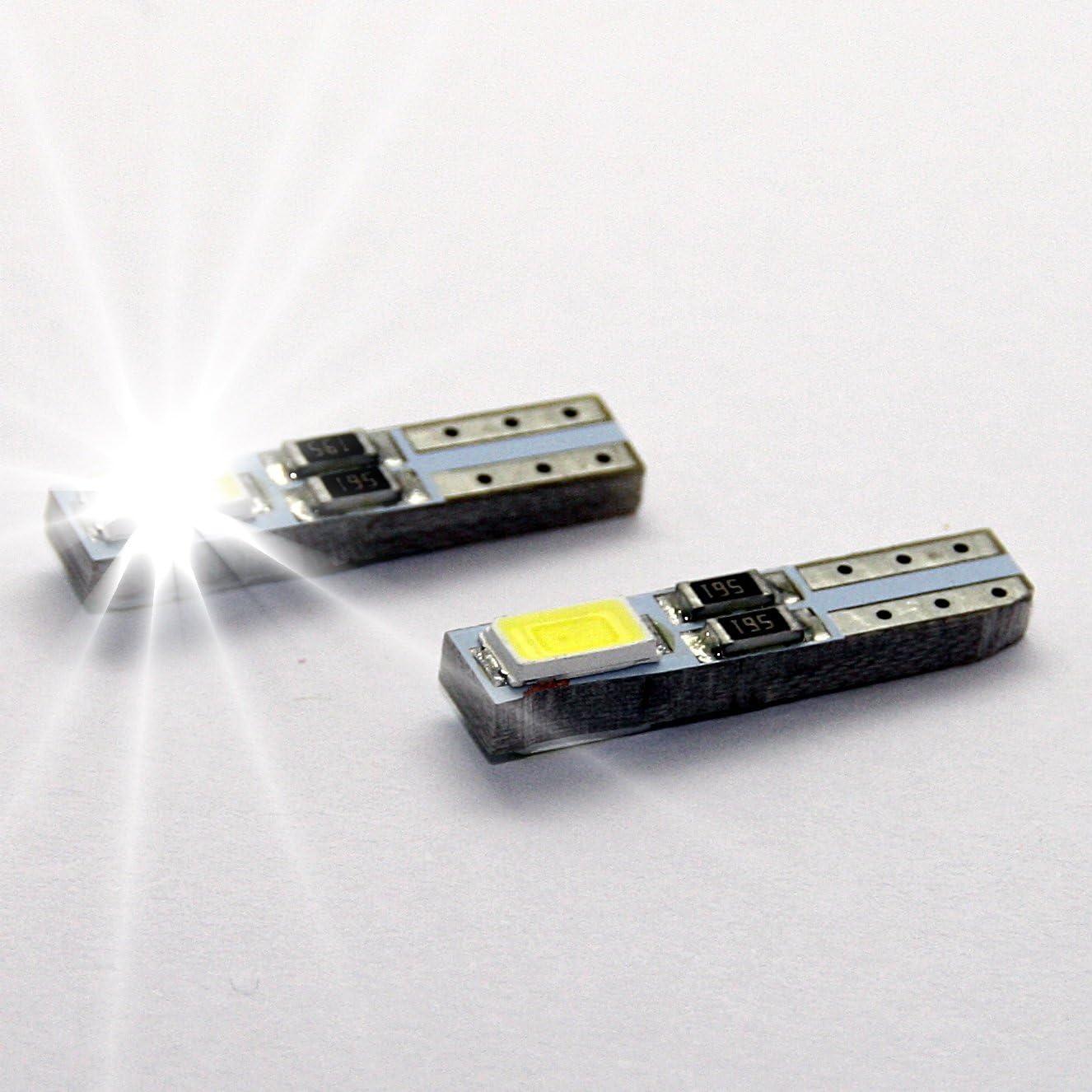 / /2/x 5630/SMD/ Luxe T5/LED SMD avec Check R/ésistance /Int/érieur /Éclairage d 18/V/ /W1.2/W w2.3/W/ /12 unique /à T5/culot