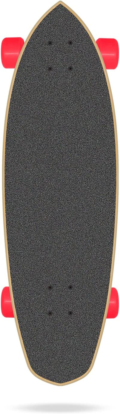 YOW Rapa NUI 32 Surfskate Completos Naranja Talla /única Unisex Adulto
