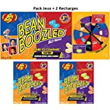 Pack Bean Boozled Jeux 100g + 2 Recharges 45g