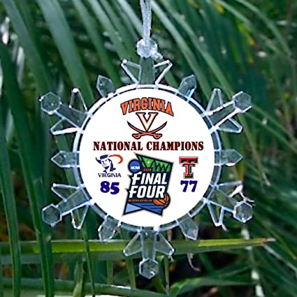 National Christmas Tree 2019.Amazon Com Uva Virginia Cavaliers 2019 National Champions