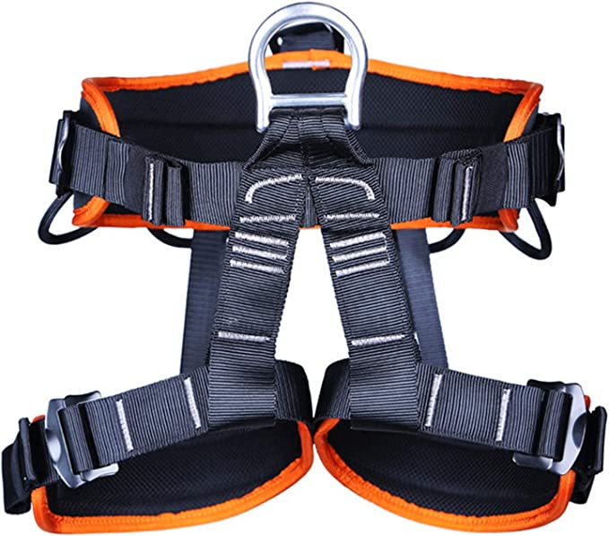 Arnés de Escalada, Cintura Protección de Cadera Medio Cuerpo Arnés ...