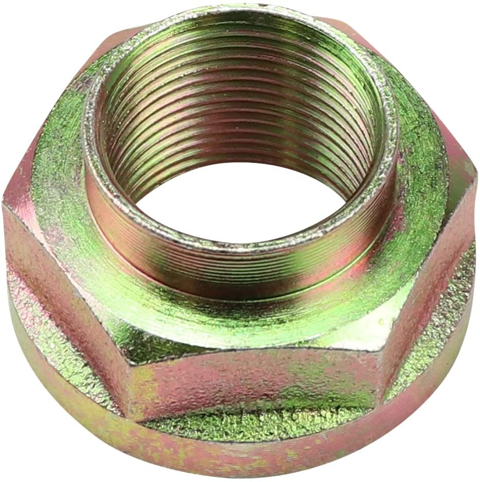 Beck Arnley 103-0502 Axle Nuts