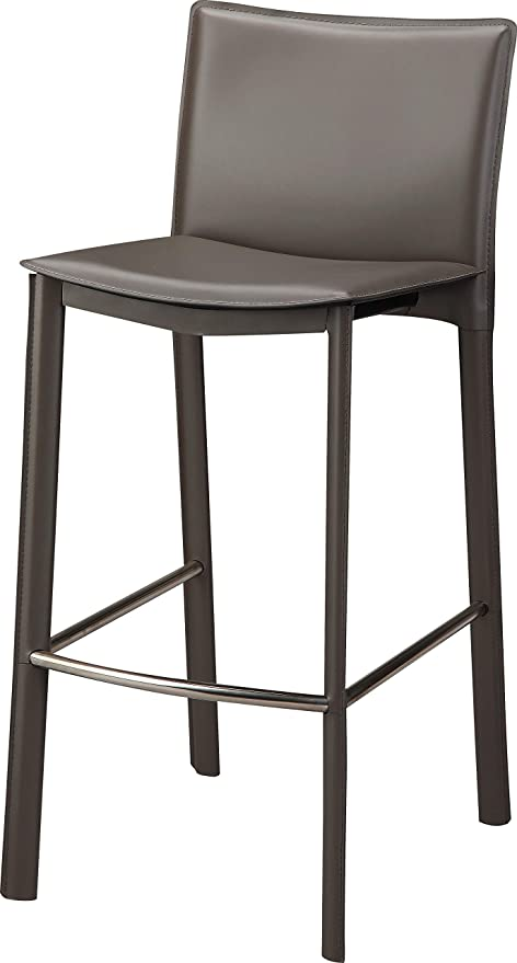 Prime Mod Home Collection Ponka Counter Stool Charcoal Theyellowbook Wood Chair Design Ideas Theyellowbookinfo