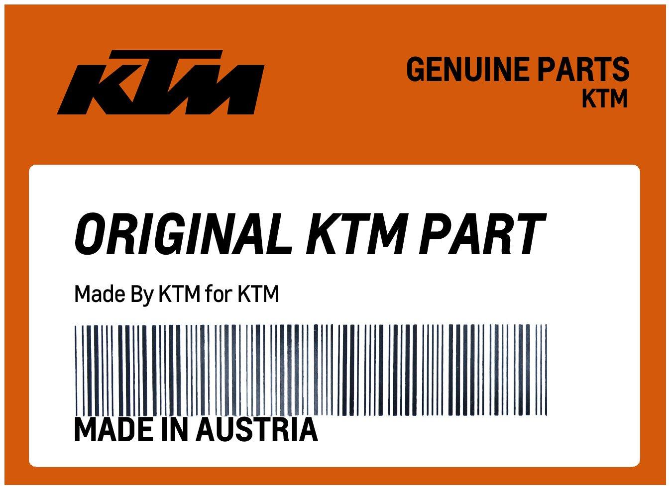 KTM 902060083 AH OVAL SCREW ISO 7380 M