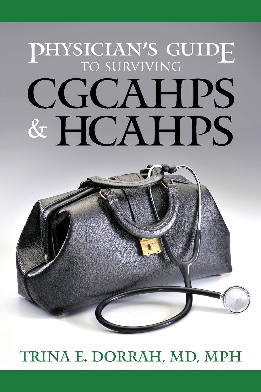 Physicians Guide Surviving CGCAHPS HCAHPS product image