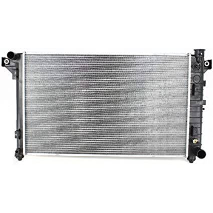 Evan-Fischer EVA27672031456 Radiator for DODGE FULL SIZE P/U 94-97 Gas