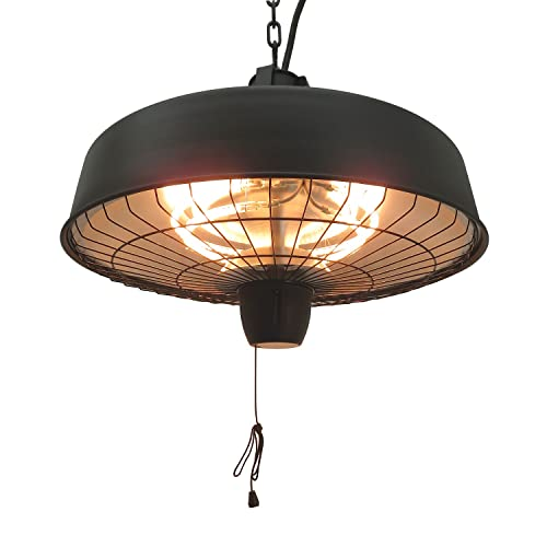Firefly 1 5kw Ceiling Hanging Electric Halogen Garden