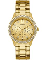 Guess Ladies Bedazzle Watch W1097L2