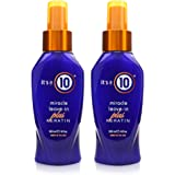 It's a 10 Haircare Miracle Leave-In plus Keratin, 4 fl. oz. (Pack of 2)