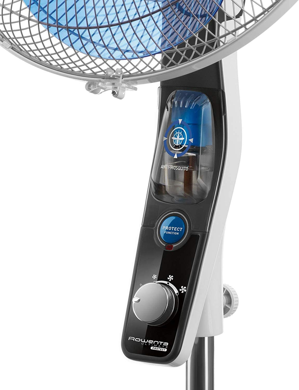 Rowenta VU4210F0 - Ventilador de pie antimosquitos (40 cm, altura ...