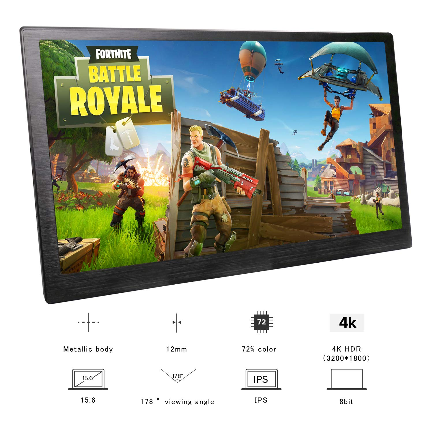 Fortnite ps4 screen size
